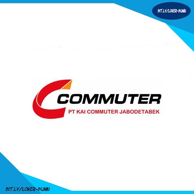 Lowongan Kerja PT Kereta Commuter Indonesia SMA/SMK - S1
