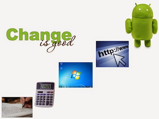 Why Change is Important for a Software Solution ?