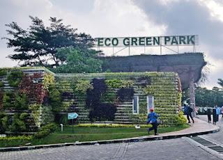Tiket Masuk Dan Wahana Eco Green Park Fun Study Malang