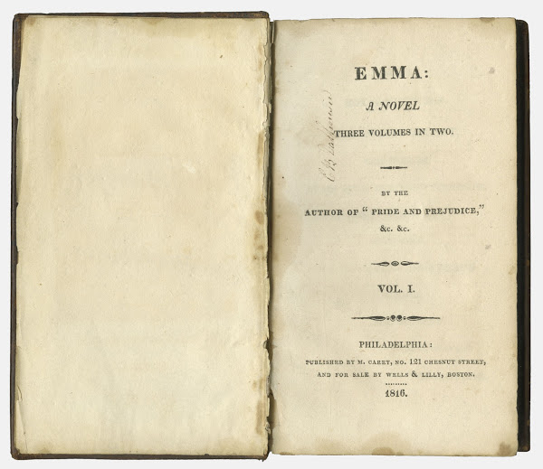 emma by jane austen 2 essay 2the romantic tendency: an overview  plot summary  to what extent is  jane austen's novel emma considered a feminist work • how jane austen.