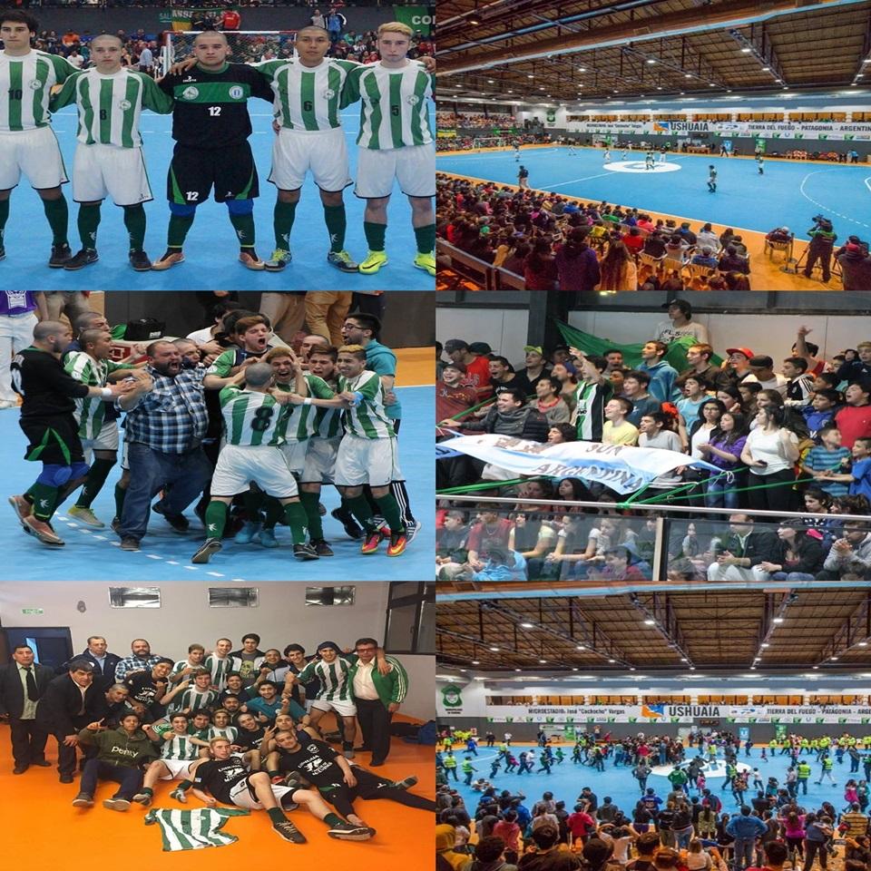 Ushuaia a la final de Argentino de Futsal
