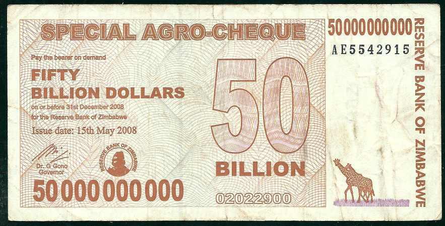 50 Billion Dollars 15 5 2008