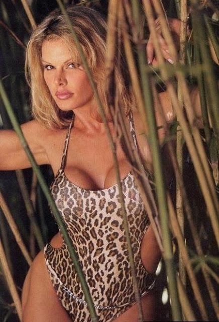 Terri Poch - Tori - WWF Diva