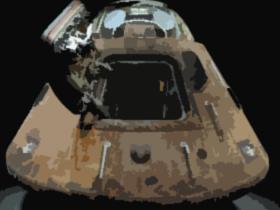 人工衛星(素材使用)