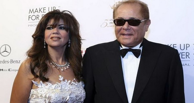 في أول ظهور لها بعد وفاة زوجها محمود عبد العزيز... بوسي شلبي تصدم الجمهور