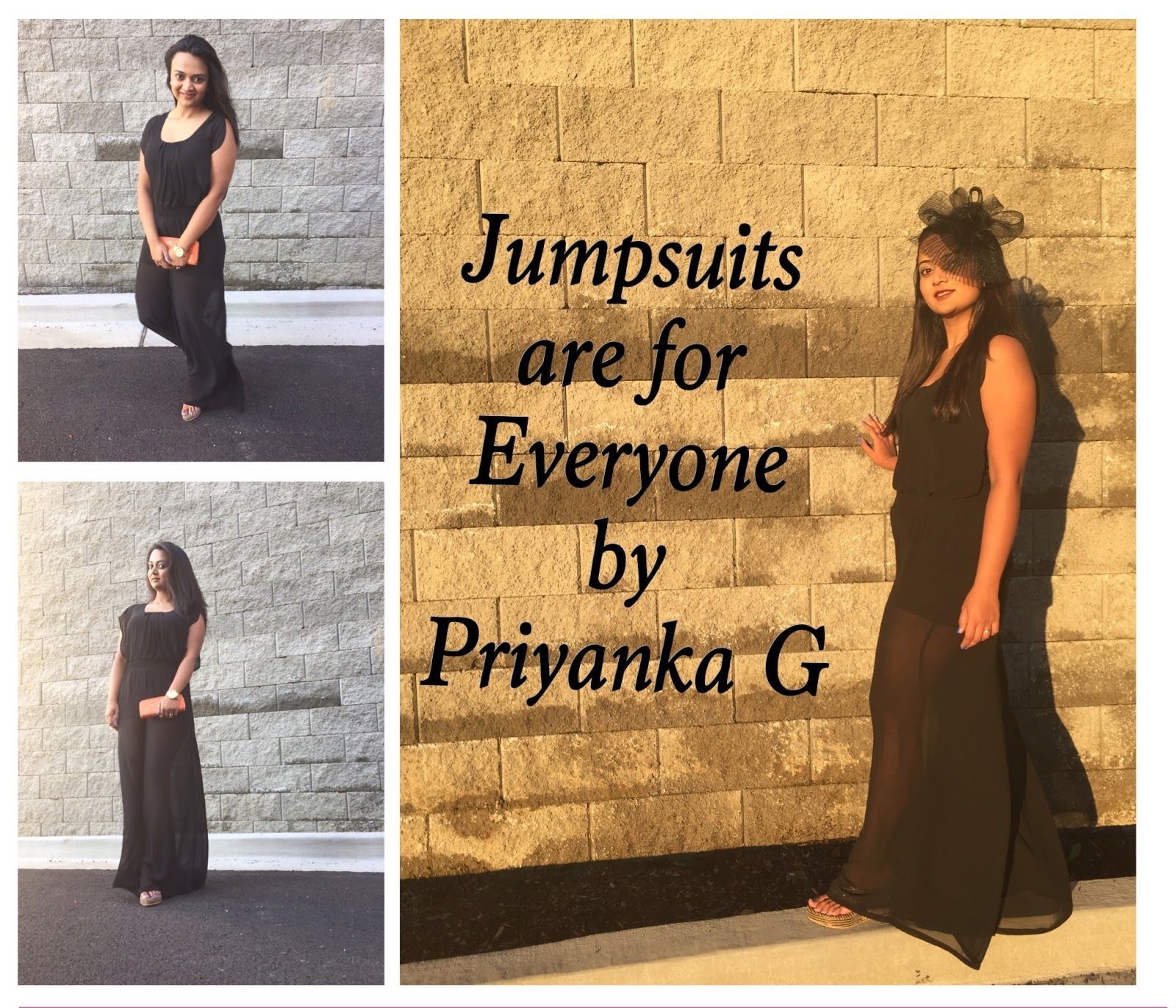 Tips to wear Jumpsuits, How to wear Jumpsuits, Which Jumpsuit to choose.Jumpsuits