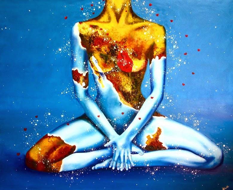 México -  Pinturas de Lisete Alcalde | O pintor que toca o coração