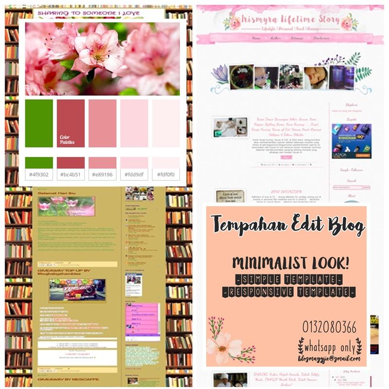 Hasil Edit Blog Irismyra , Ini Kisah Tia & Elsalicious