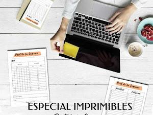 Especial Imprimibles Post De La Semana