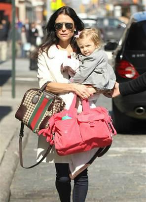 Bethenny Frankel S Kipling Diaper Bag Baby Chic News