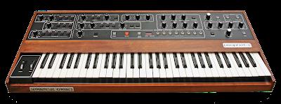 El mítico sintetizador analógico polifónico Sequential Circuits Prophet 5 fabricado entre 1978 y 1984.