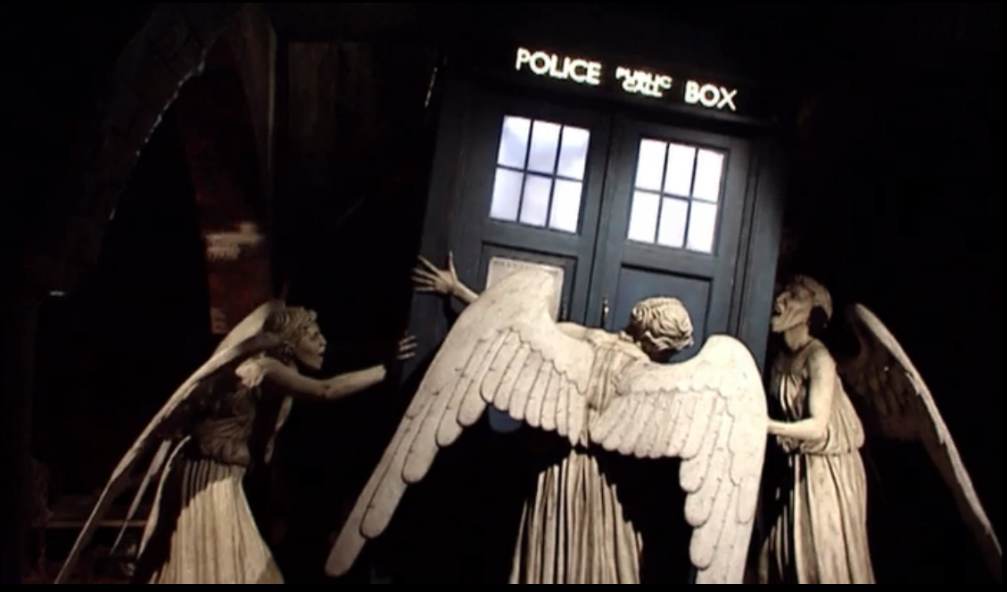 Eirin's cabinet of curiosities: Weeping Angels Cosplay
