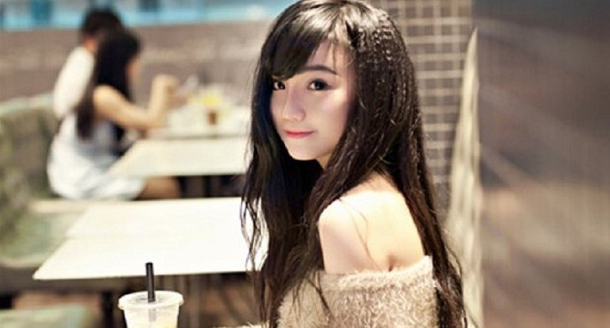 Gadis Cantik Ini Bukan Model, Anda Pasti Kaget Tahu Pekerjaannya