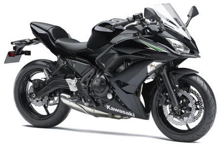 Harga Kawasaki Ninja 650 2017