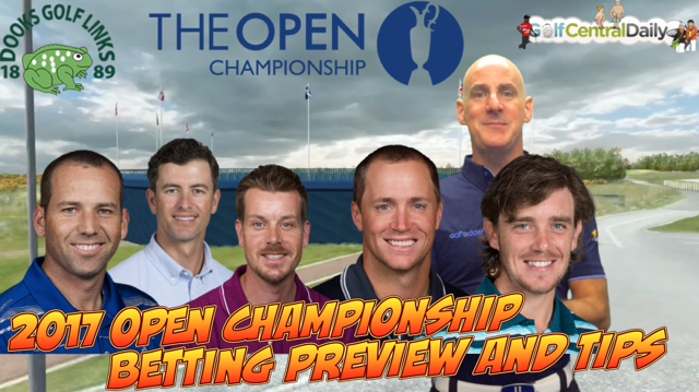 2017 British Open Betting Tips