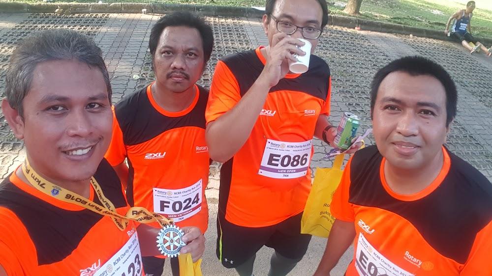 RCBB Charity Run