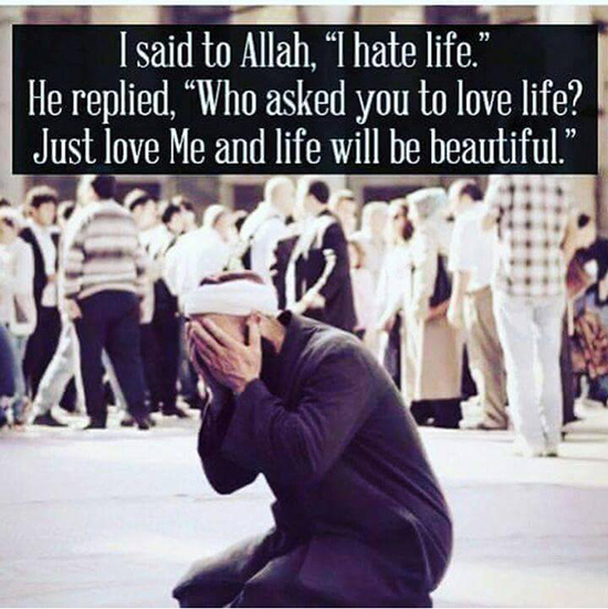 Beautiful Islamic Quotes About Life With Images