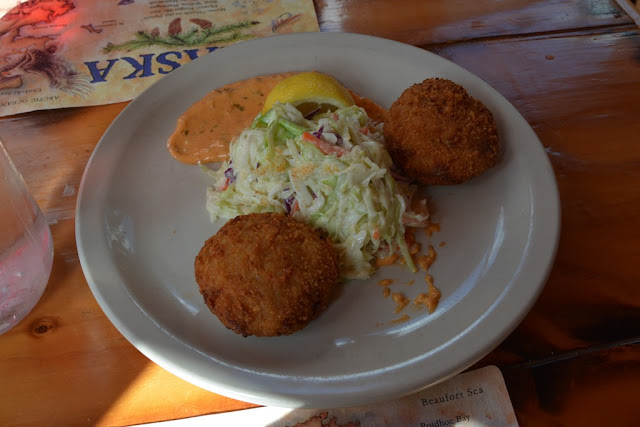 Denali City Crab Cake