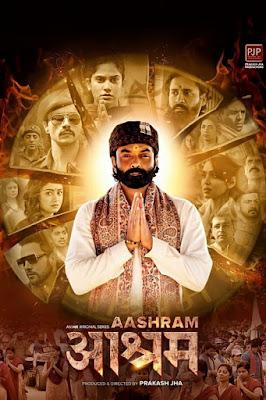 Aashram S01 Hindi Complete WEB Series 720p HDRip X264