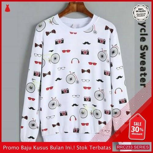 RRC233B41 Bicycle Sweater Wanita Terbaru BMGShop