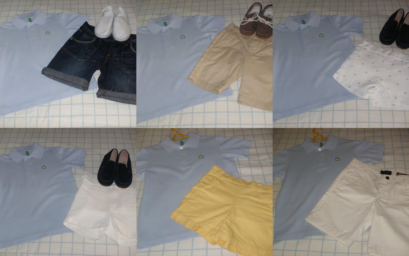 1ca81f2c4 Arriba de izquierda a derecha  con bermuda vaquera azul de Carrefour y  lonas blancas (mercadillo)
