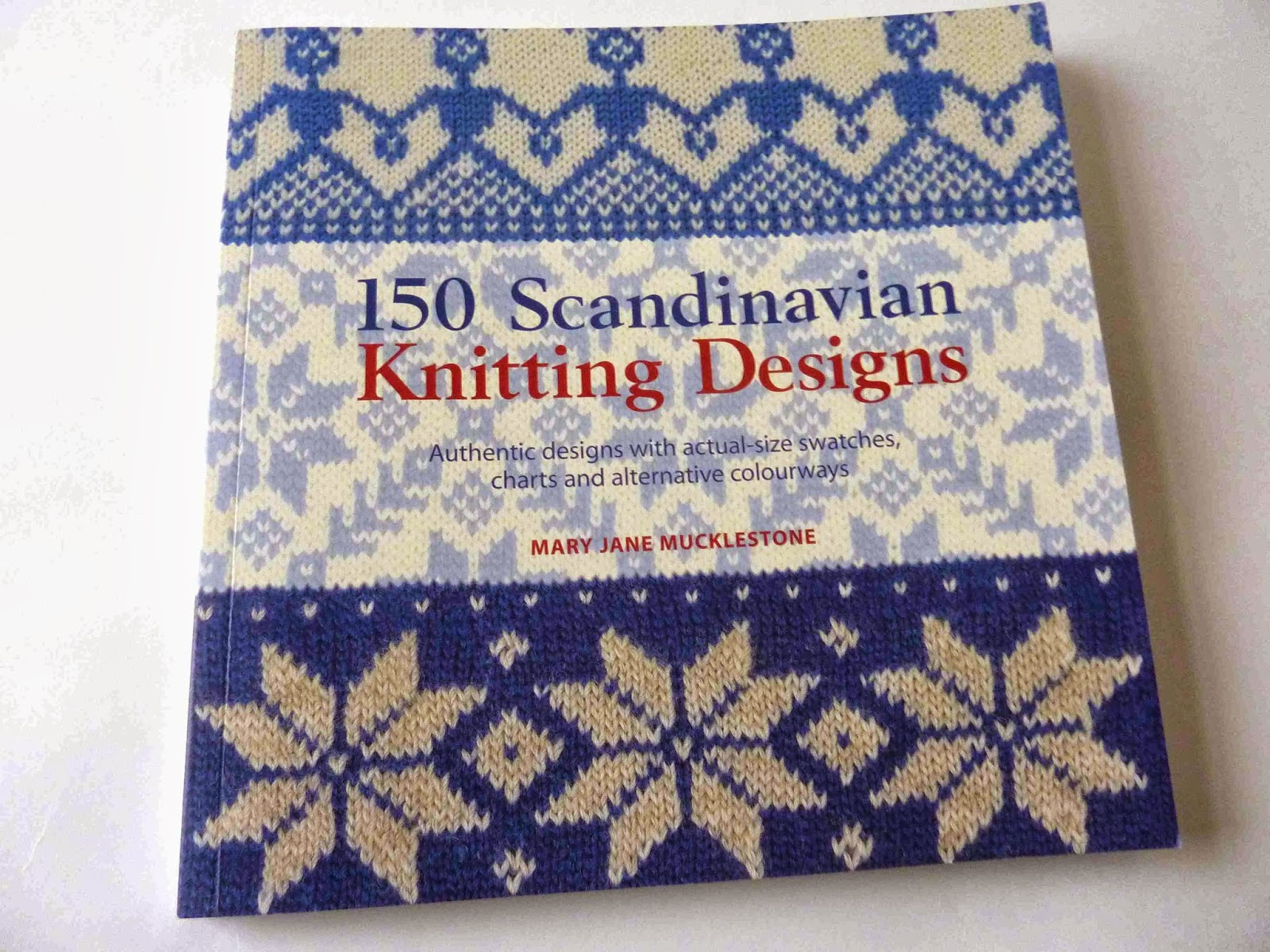 In the Making...: Scandinavian Knitting