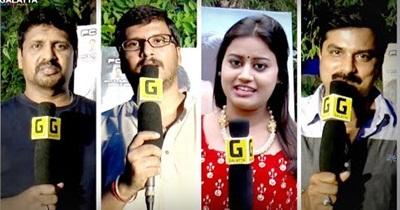 Paakkanum Pola Irukku Team talks about the movie