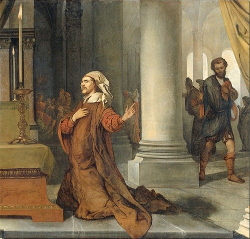 Homily for the 30th Sunday in Ordinary Time, October 23, 2016, Year