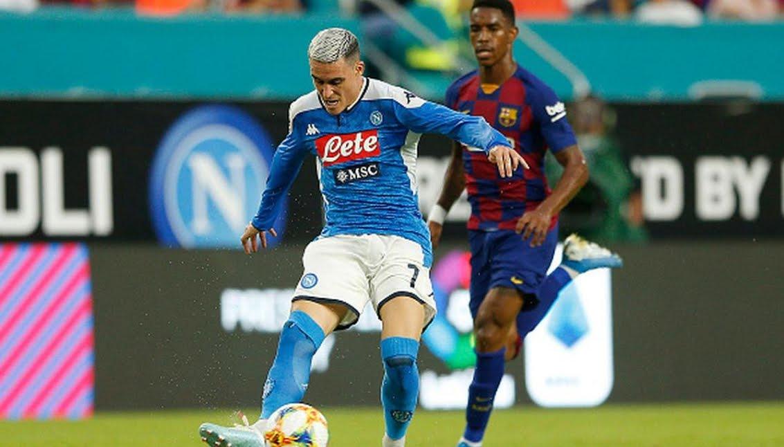 Dove Vedere BARCELLONA NAPOLI Streaming dopo Atletico-Juventus Gratis su Sportitalia