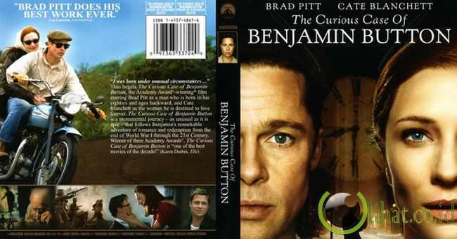 The Curious Case Of Benjamin Button [2008]