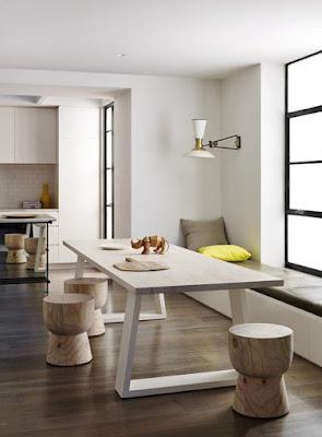 Model Meja Makan gaya Klasik dan Vintage terbaru