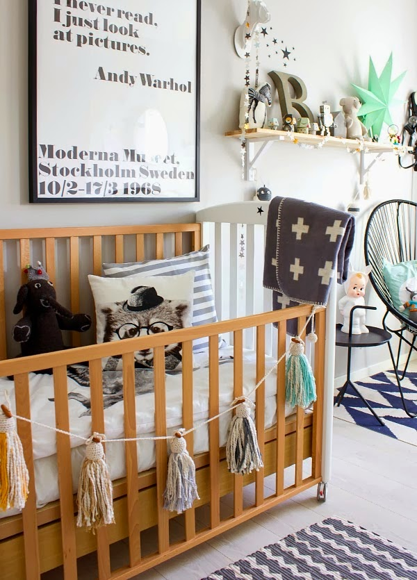 scandimagdeco le blog ambiance scandinave pour la chambre des enfants. Black Bedroom Furniture Sets. Home Design Ideas