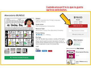 como comprar y registrarse en teacherspayteachers
