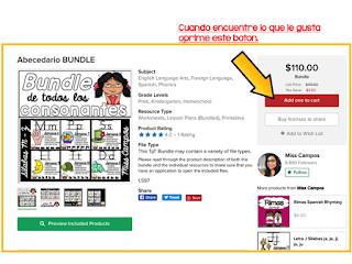 como comprar y registrarse en teacherspayteachers