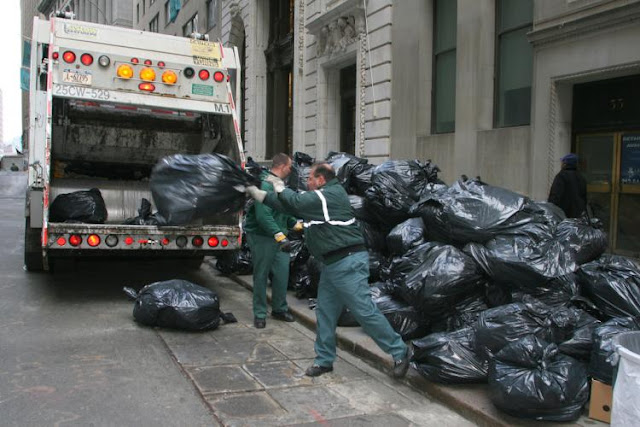 garbage removal nyc