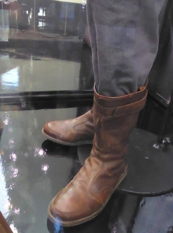 Star Wars Last Jedi Finn boots