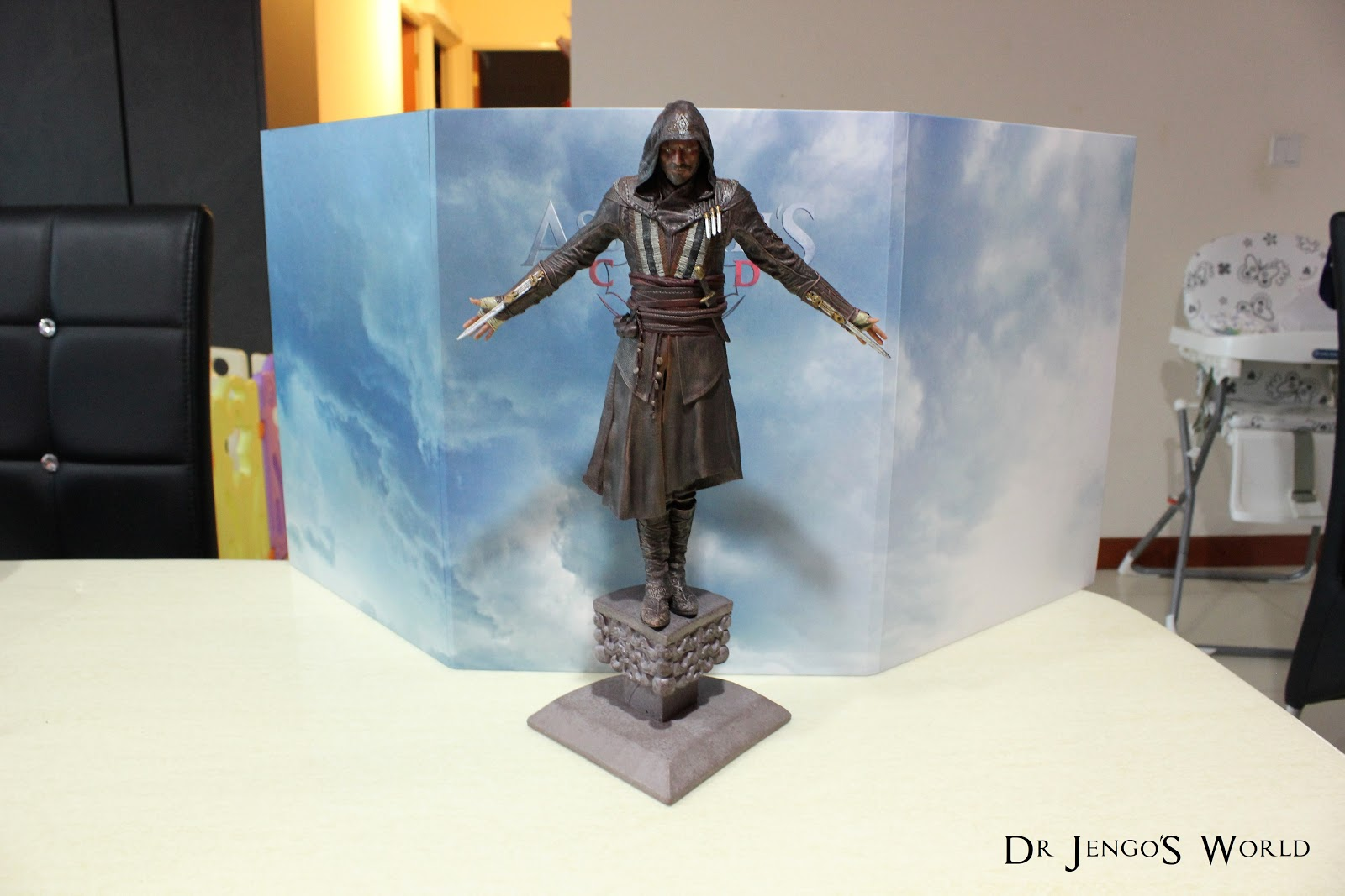 Dr Jengo's World: Assassin's Creed Movie - Aguilar 1/6 ...