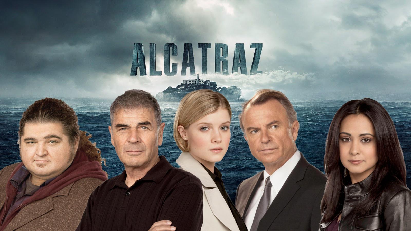 Alcatraz Serie