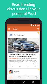 aplikasi forum diskusi dunia online di Android seperti kaskus