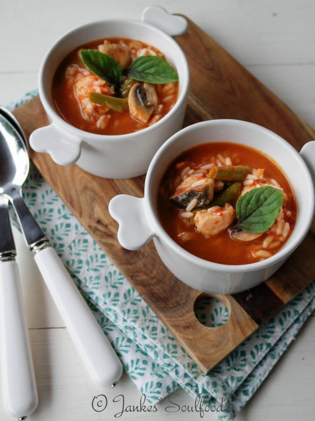 Mediterraner Fischtopf von Jankes Soulfood