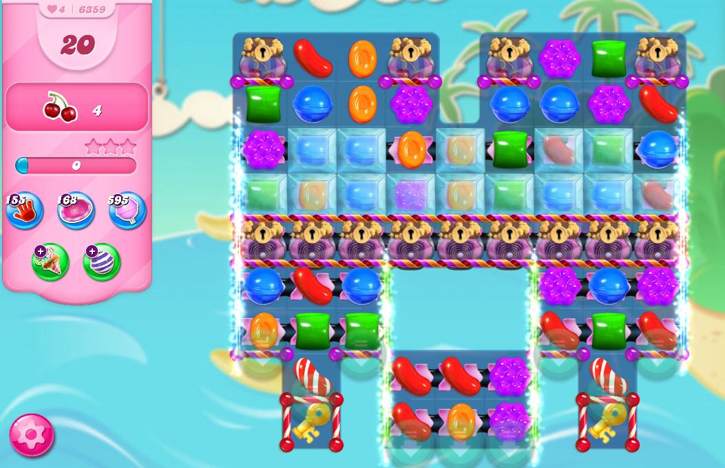 Candy Crush Saga level 6359