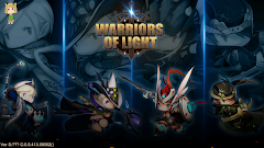Warriors of Light 10.0 Hack and Slash RPG Game Update Apk Data