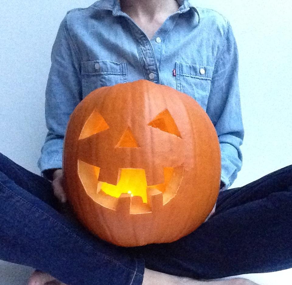 Intagliare Zucca Per Halloween Disegni a sunday morning with: tutorial per realizzare una zucca