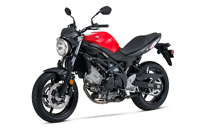 2017 Suzuki SV650 side  angle Hd Pictures