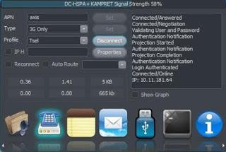 Cara Menggunakan Internet Polosan Telkomsel Di PC 2017