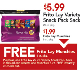 lays variety pack coupons