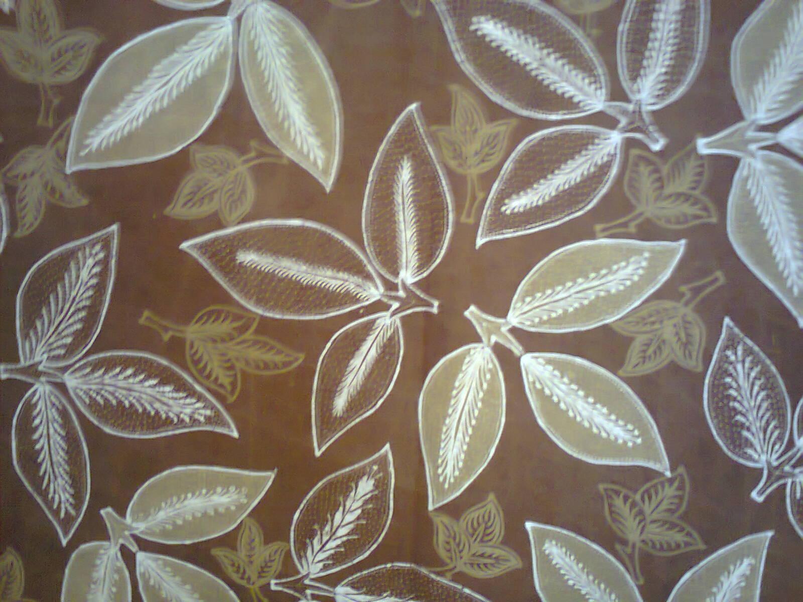 Batik Tulis Kebon Warna Alami Batik Warna Alami Kebon