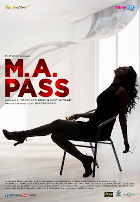 M.A. Pass (2016) - Official Poster