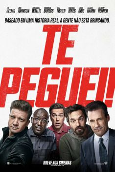 Te Peguei! Torrent - BluRay 720p/1080p Dual Áudio