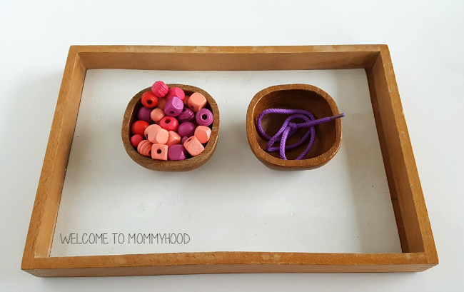 Fine motor activities for toddlers by Welcome to Mommyhood #montessori, #toddleractivities, #preschoolactivities, #finemotor, #montessoriactivities, #practicallife